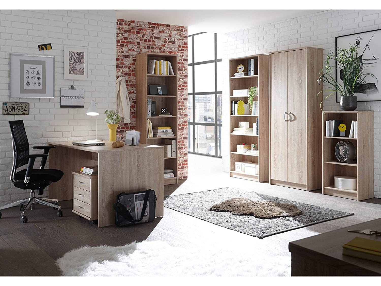 möbelando Büro-Set Büroprogramm Büroeinrichtung Büromöbel Bürokombi ...