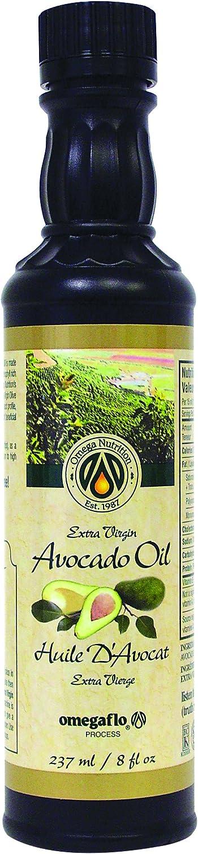 Omega Nutrition Avocado Oil, Extra Virgin, 8-Ounce
