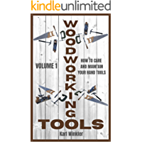 Woodworking Tools: How to care and maintain your hand tools
