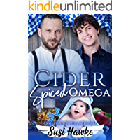 Cider Spiced Omega (The Hollydale Omegas Book 9)