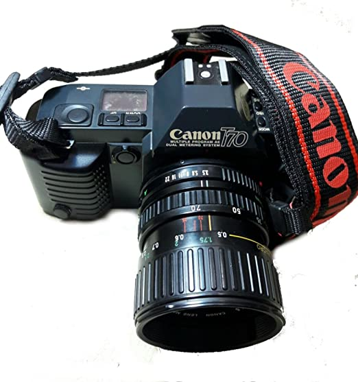 RM Camera Canon T 70 Automatic Multiple Program Dual Metering System Used Cameras   Photography