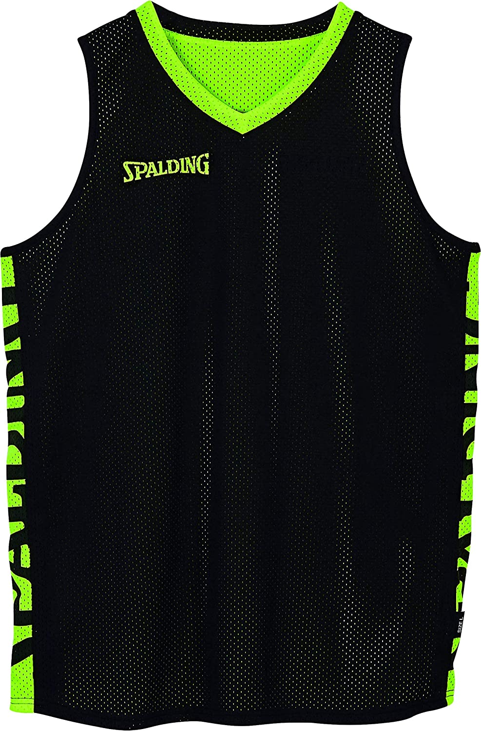 Spalding Essential Reversible Shirt Camiseta Reversible Hombre