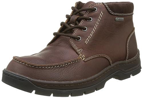 Clarks Stantentimegtx, Botines para Hombre: Amazon.es: Zapatos y complementos