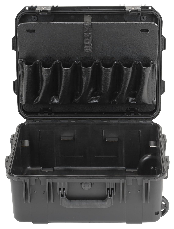 SKB 3I19148BP - Estuche para mazas (resistente al agua), color negro: Amazon.es: Instrumentos musicales