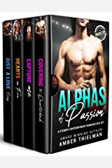 Alphas of Passion: A Steamy Contemporary Romance Box Set Kindle Edition