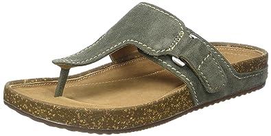 Clarks Damen Rosilla Dover Zehentrenner  Amazon.de  Schuhe   Handtaschen 4e5ba2d213