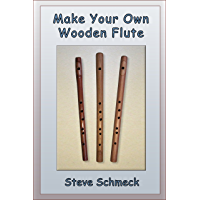 Make Your Own Wooden Flute book cover