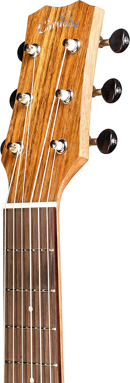 Cordoba Mini O CE · Guitarra clásica: Amazon.es: Instrumentos ...