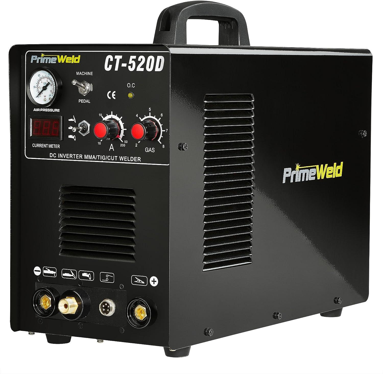 #9 Primeweld CT520D Plasma Cutter / Welding Combo