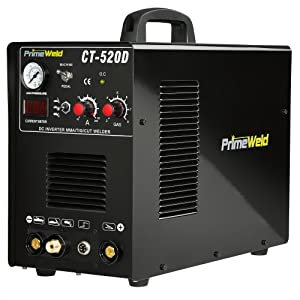 PrimeWeld 3-in-1 50 TIG Welder and 200 Amp Stick Welder