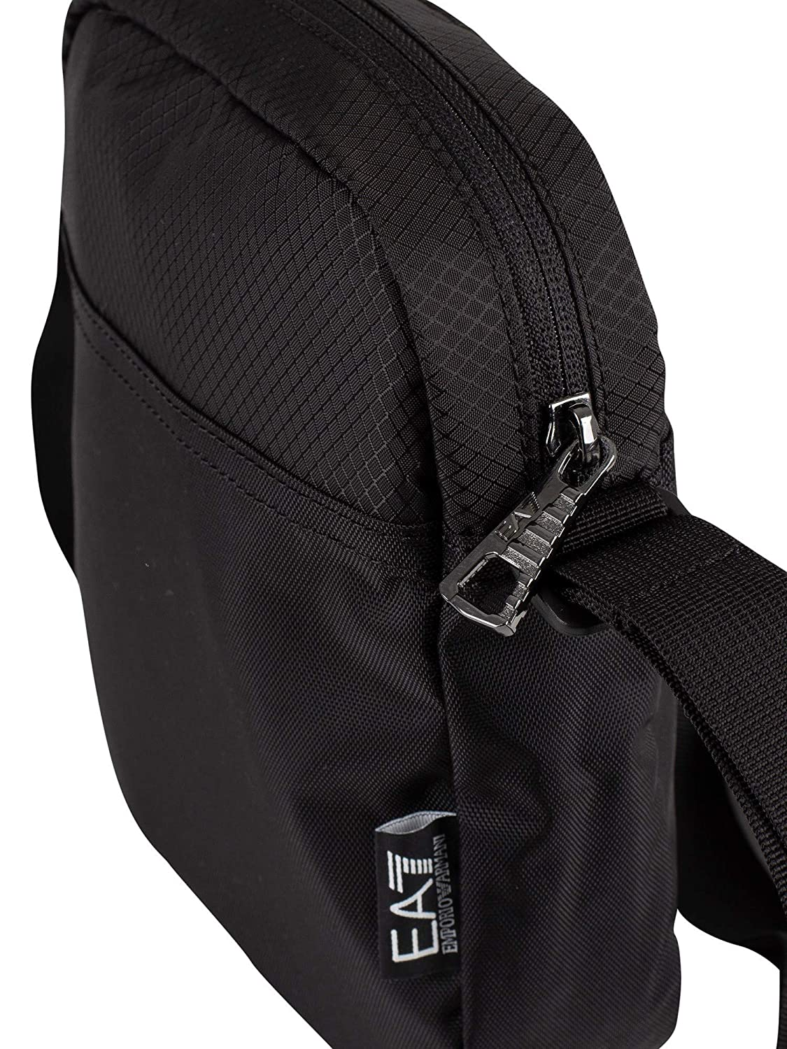 EA7 Train Prime Herren Cross Body Bag Schwarz