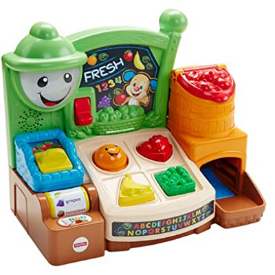 Fisher-Price Laugh & Learn Fruits & Fun Learning Market: Toys & Games