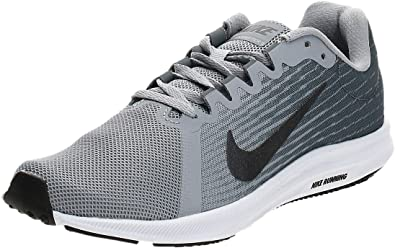 Nike Downshifter 8, Zapatillas de Entrenamiento Mujer, Gris (Wolf Grey/Metallic Dark Grey-Cool Grey-Black 006), 38 EU: Amazon.es: Zapatos y complementos