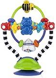 Nuby Silly Spinwheel Highchair Toy, Multi-Colour