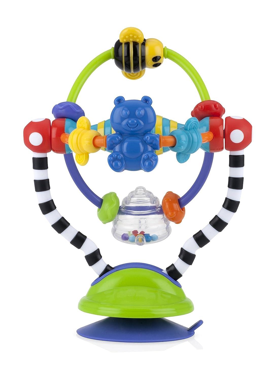 Nuby Silly Spinwheel l'apprentissage et jouets d'activité 6607