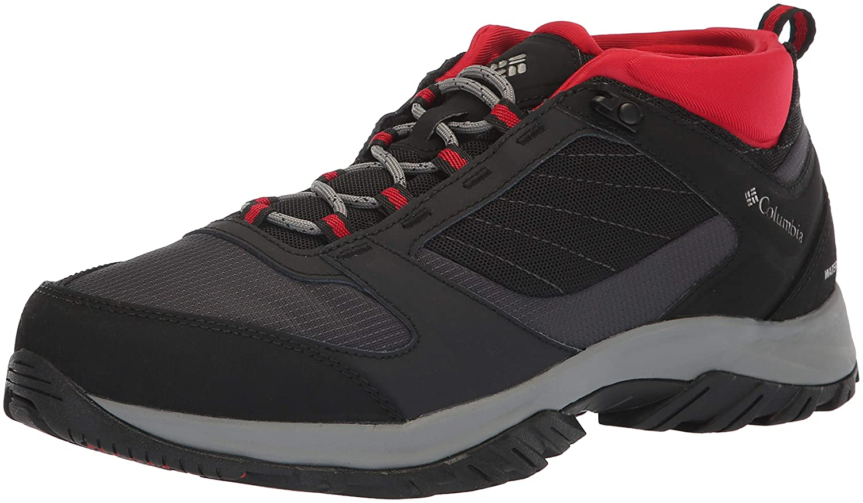Noir (noir, Lux 010) Columbia Terrebonne II Sport Omni-Tech, Chaussures de Randonnée Basses Homme 50 EU