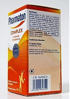 PHARMATON Complex 90 Cápsulas