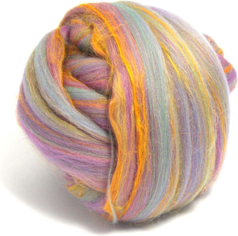 Crystal, Twinkle Heidifeathers Single Felting Wool Colours You Choose