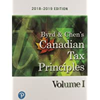 Canadian Tax Principles, 2018-2019 Edition Plus MyLab Accounting with Pearson eText -- Access Card Package, 5/e