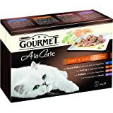 Gourmet A La Carte Chef's Collection, 8 x 85 g - Pack of 5