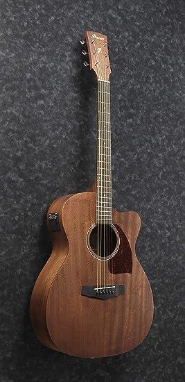 Ibanez PC12MHCE-OPN Westerngitarre Akustikgitarre mit Tonabnehmer