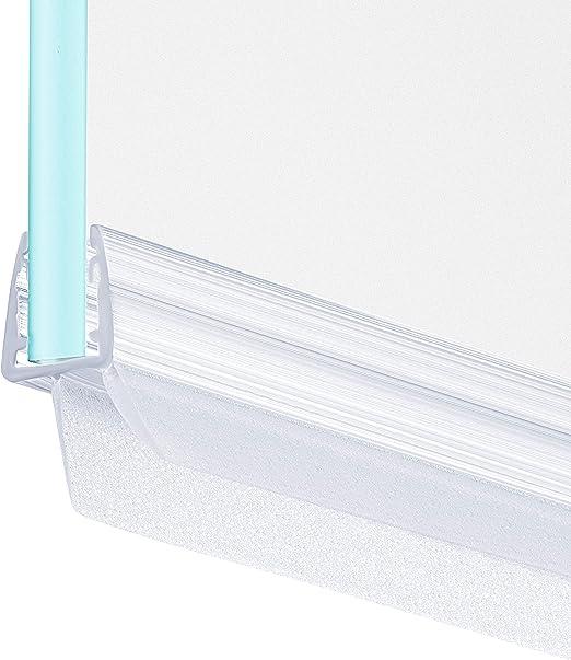 Junta universal para cabina de ducha de INNONEXXT® para mampara de ducha de 6 mm,