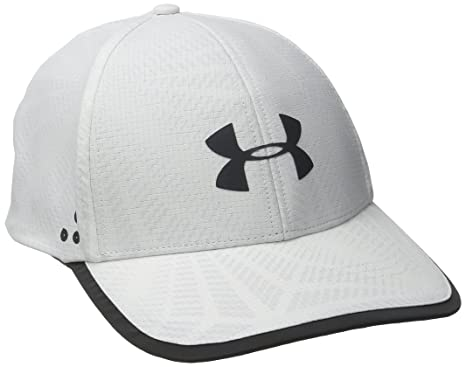 e288b6a6f9526d Under Armour Men's Cap (889362010311_White and Black): Amazon.in ...