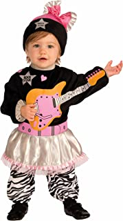 Forum Novelties Baby Boyu0027s Lilu0027 Rock Star 80u0027s Baby Girl Costume  sc 1 st  Amazon.com & Amazon.com: Forum Novelties Baby Boyu0027s Lil Rock Star Punk Baby Boy ...