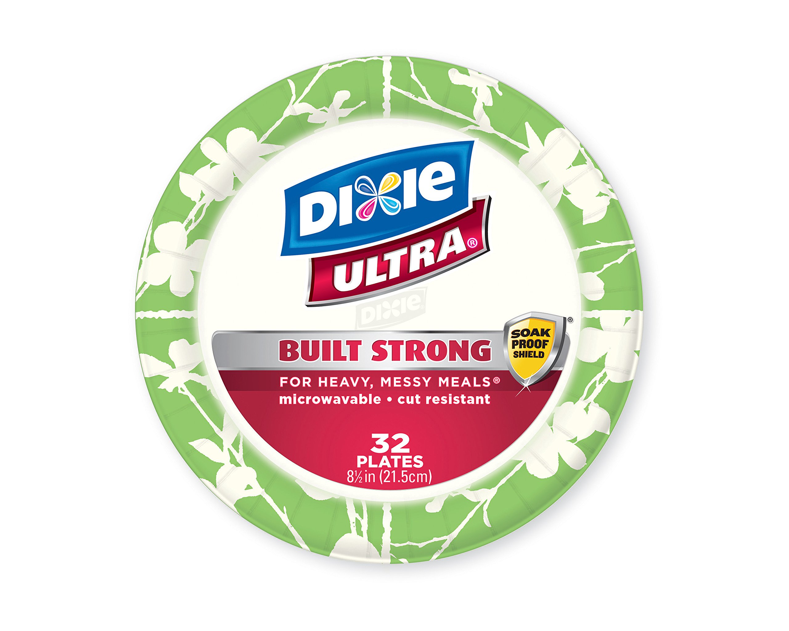 Dixie Ultra Disposable Plates 8 1/2 Inch 32 Count Design/  sc 1 st  Amazon.com & Amazon.com: Dixie Ultra Disposable Bowls 26 Count (Pack of 4 ...
