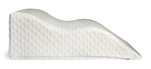 quick mid leg pillow view wedge system body p