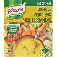 Knorr Las Clásicas Crema de Verduras Mediterráneas