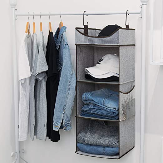 StorageWorks Hanging Closet Organizer product image 5