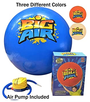 Amazon.com: Wave Runner Big Air gigante pelota de playa dos ...