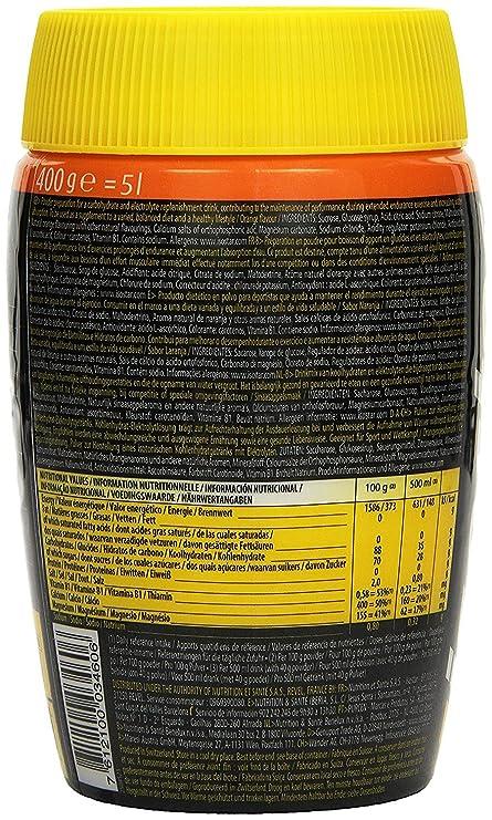 Isostar Hydrate & Perform Grapefruit - Lemon - Orange - Cranberry | 4 ° pacchetto: Amazon.es: Salud y cuidado personal
