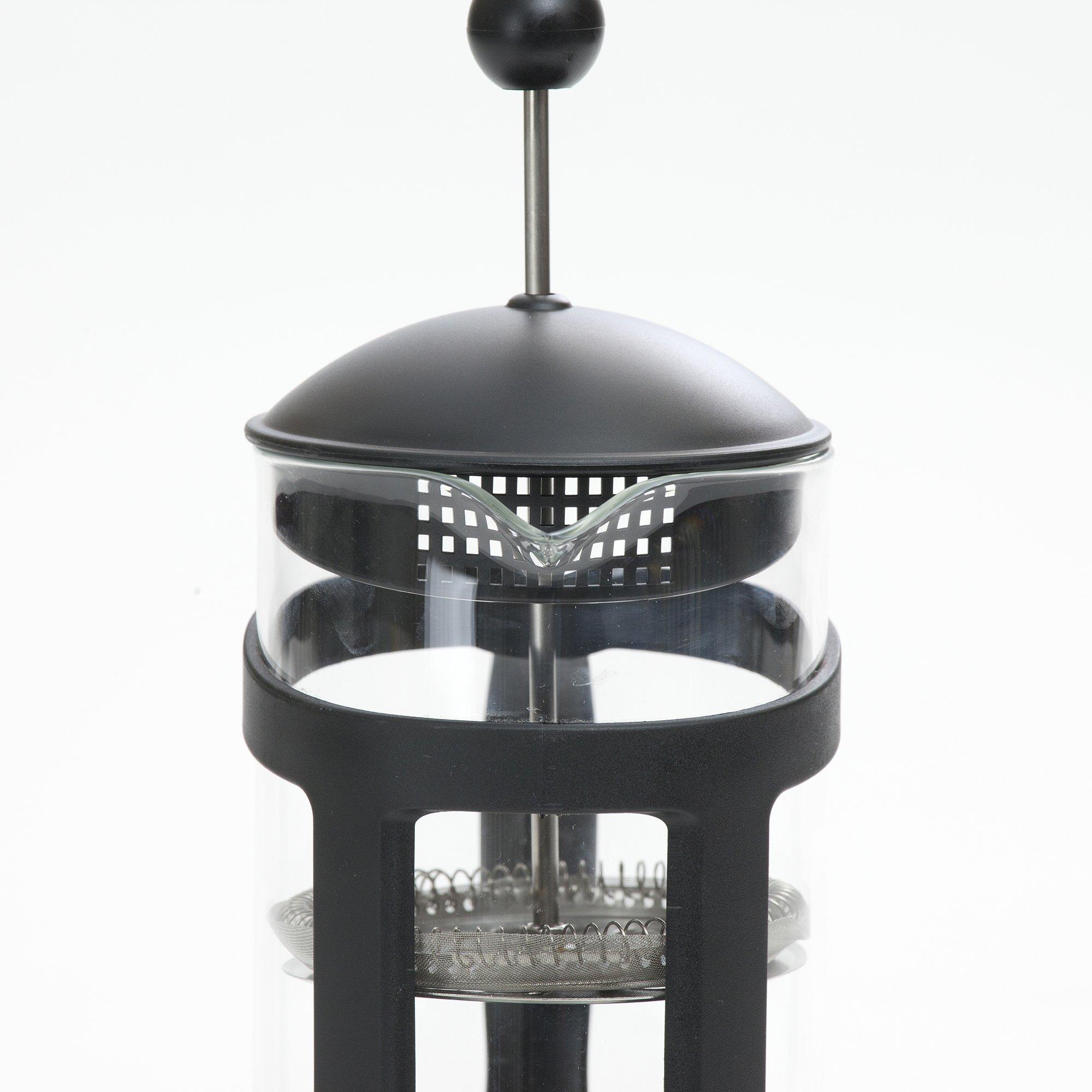 Mind Reader French Press Coffee & Tea Maker 27 oz, Glass by Mind Reader (Image #1)