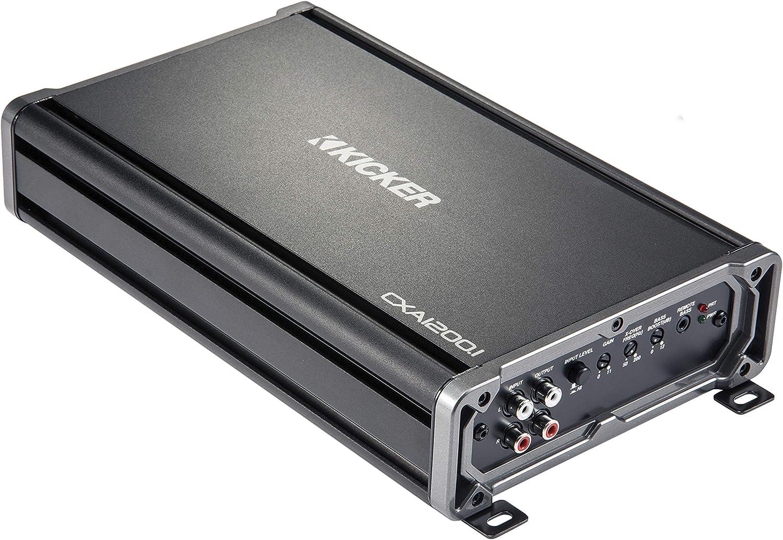 Kicker CXA1200.1 1200W Subwoofer Mono Amplifier