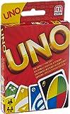 Mattel 51967-0 - UNO, kortspel