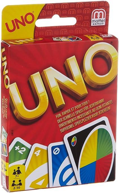 Uno-Mattel 51967 Classic