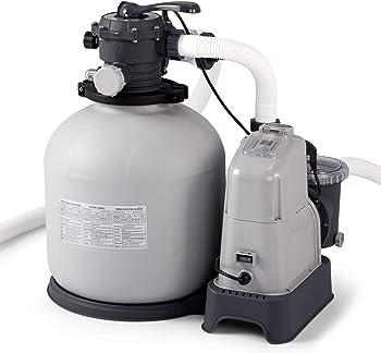 Intex Krystal Clear 2150 GPH Sand Filter Pump