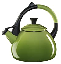 5. Le Creuset Enameled Tea Kettle