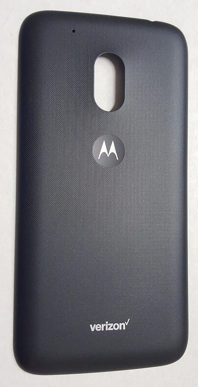 uk availability a054c dec83 Amazon.com: Motorola Moto G Play G4 XT1607 Back Cover Battery Door ...