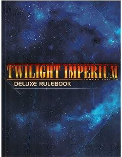 Amazon com: Fantasy Flight Games Twilight Imperium 3rd