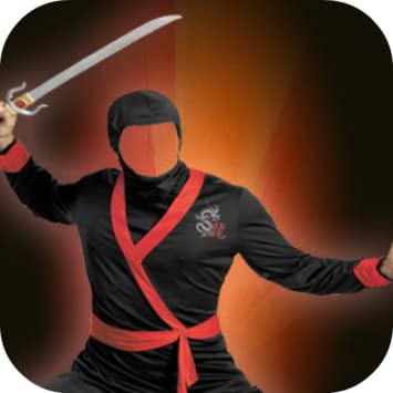 Amazon.com: Ninja Suit Photo Changer: Appstore for Android