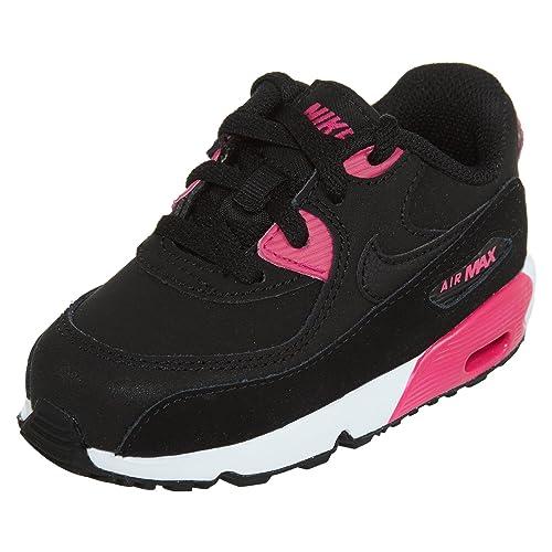 zapatillas nike air max de niña rosas