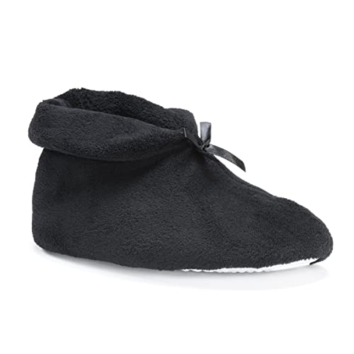 b0e21f5b96b23 Image Unavailable. Image not available for. Color: MUK LUKS Women's Micro  Chenille Slipper Bootie