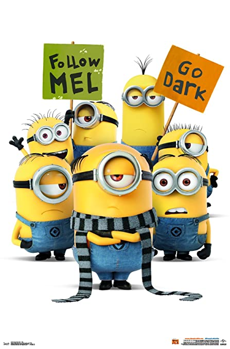 Trends International Despicable Me 3 Mel Wall Poster 22 375