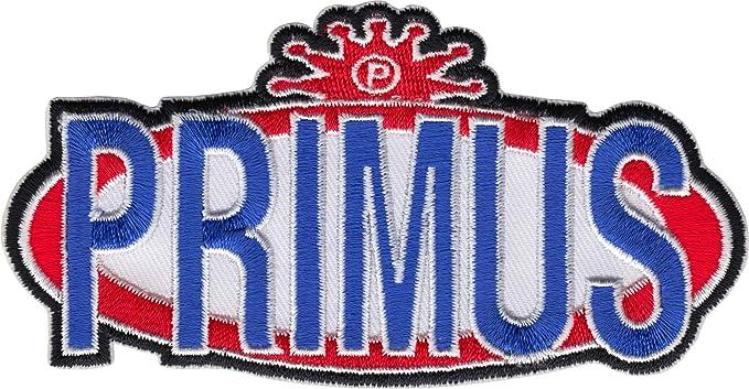Primus - Parche bordado para planchar o coser, diseño de logotipo ...