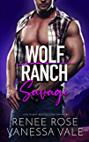 Savage (Wolf Ranch Book 4)