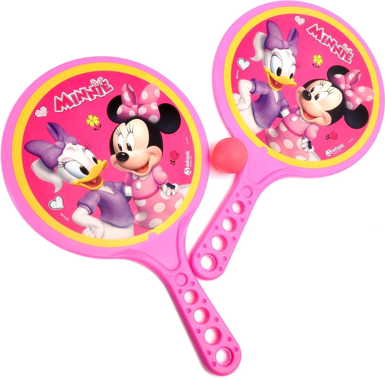 ADRIATIC 882 - Pelota de Tenis de Minnie: Amazon.es: Juguetes y juegos