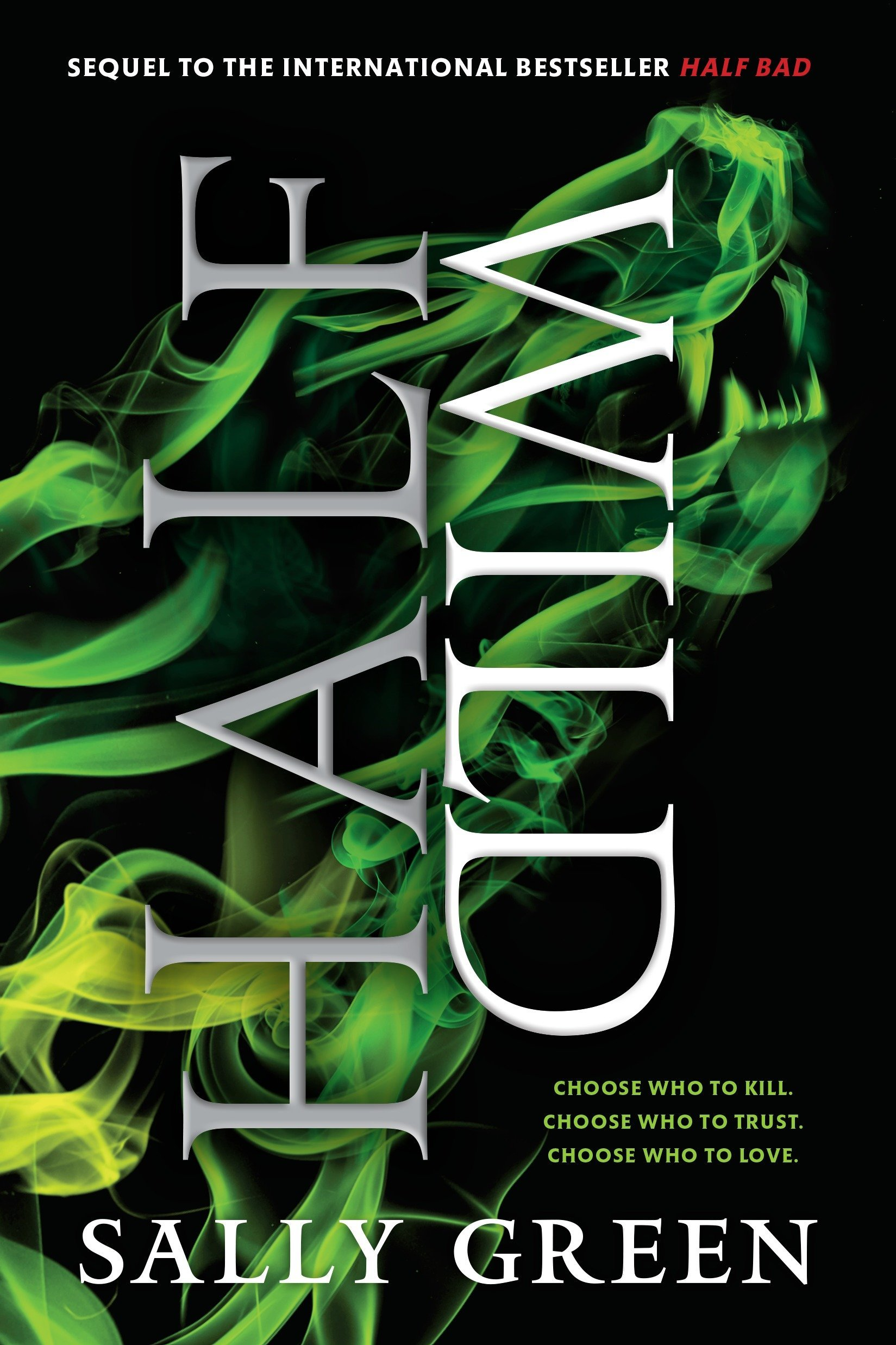 Read Online Half Wild (The Half Bad Trilogy) pdf